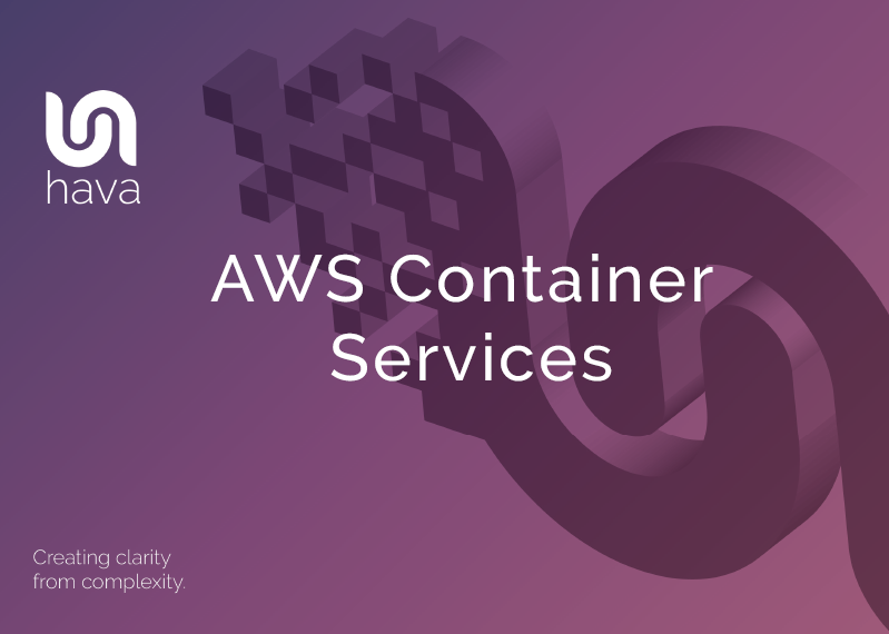 AWS_Container_Services