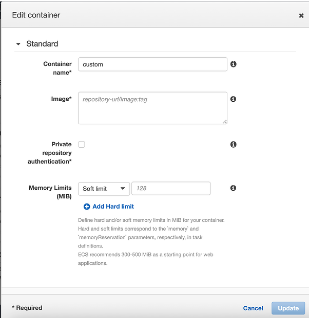 Amazon_ECS_Edit_Container