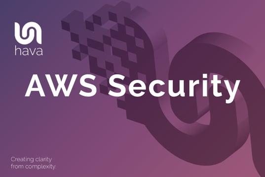 Hava_AWS_Security
