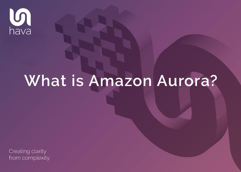 What_is_amazon_aurora